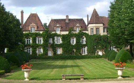 Château du Fort, Chambres d`Hôtes Villiers St Benoît (89)