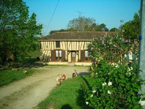 Au Petit Bernerot, Chambres d`Hôtes Eauze (32)