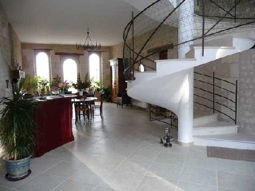Chambre d'hote Indre-et-Loire - Domaine de la Maison Neuve, Chambres d`Hôtes Saint Jean Saint Germain (37)