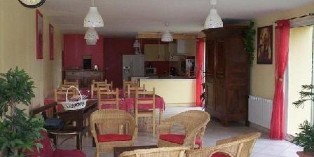 Les Peupliers Les Peupliers, Chambres d`Hôtes Chasse Sur Rhône (38)