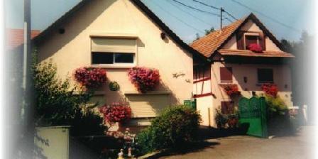 Gite Gîte Le Jardin > Gîte rural Le Jardin, Gîtes Geispolsheim (67)
