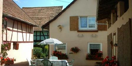 Gîte Le Jardin Gîte rural Le Jardin, Gîtes Geispolsheim (67)