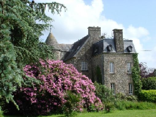 Chateau le Val, Chambres d`Hôtes Brix (50)