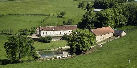 Domaine de Drémont Domaine de Drémont, Chambres d`Hôtes Anthien (Vézelay) (58)