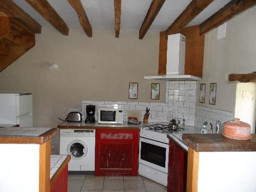 Chambre d'hote Allier - La cuisine
