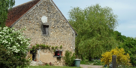 Cottage Les Houlins > Entrance to Les Houllins