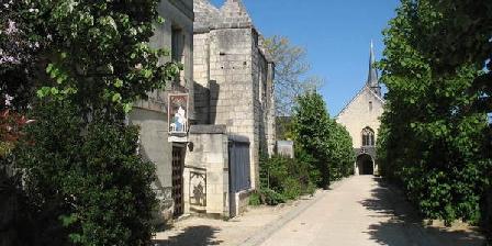 Allée Sainte-Catherine Allée Sainte-Catherine, Chambres d`Hôtes Fontevraud L'Abbaye (49)