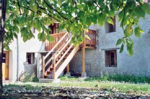 Domaine de la loge, Chambres d`Hôtes Montverdun (42)