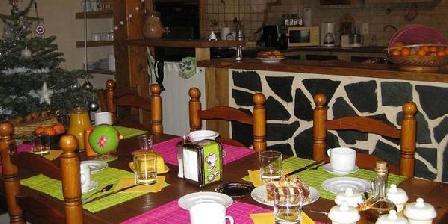 La Fenadou La Fenadou, Chambres d`Hôtes Le Cayrol (12)