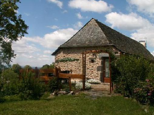 La Fenadou, Chambres d`Hôtes Le Cayrol (12)