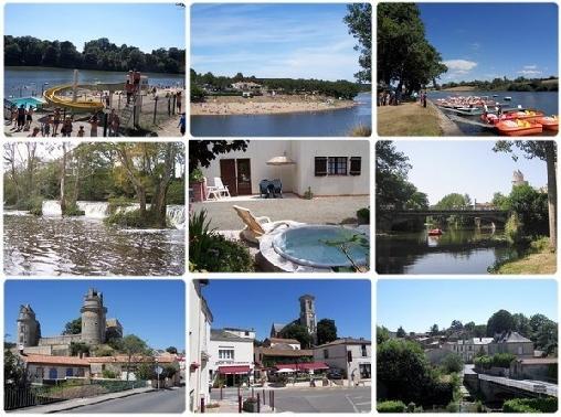 Apremont Vendée, Gîtes Apremont (85)