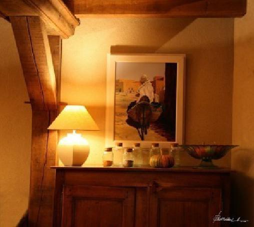 Le Val de Monnet, Chambres d`Hôtes Coulaines (72)