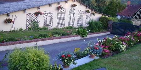 Chez Thérèse Benet 10 KMS de DIEPPE et du TREPORT, Chambres d`Hôtes Envermeu (76)