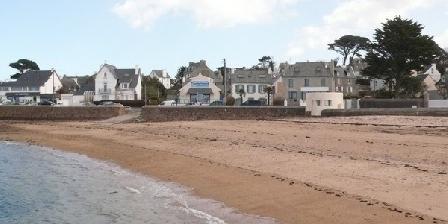 Chez Solange Jeune Belle maison bretonne face a la mer, Gîtes Carantec (29)