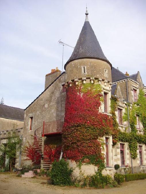 Chateau de Bodio, Chambres d`Hôtes Pontchateau (44)