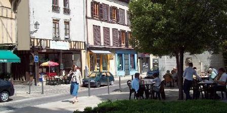 Gîte du Bouchon Appartement 2 Pieces a Troyes, Gîtes Troyes (10)