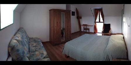 La Bourgauderie Chambre d'hote de la Bourgauderie, Chambres d`Hôtes Seuilly (37)