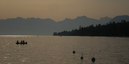 La Garenne du Lac La Garenne du Lac, Chambres d`Hôtes Amphion Les Bains (74)
