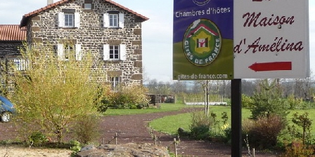La Maison d'Amélina La Maison d'Amélina, Chambres d`Hôtes Seneujols (43)