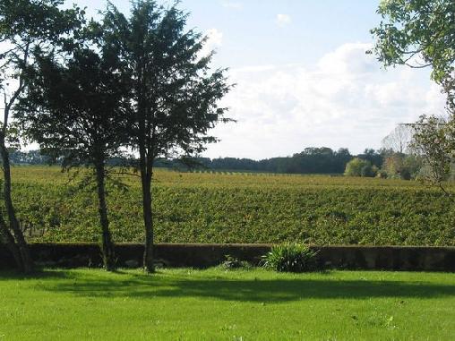Chambre d'hote Gironde - Chateau Rousselle, Chambres d`Hôtes Saint Ciers De Canesse (33)