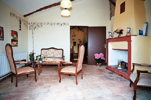 Cap Mathaly, Chambres d`Hôtes Moissac (82)