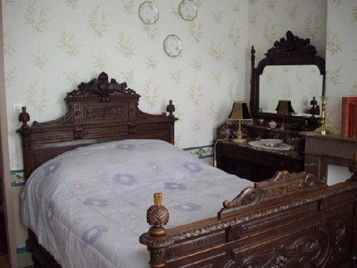 Le Grenier, Chambres d`Hôtes Moulle (62)