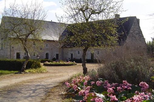 La Fourerye, Chambres d`Hôtes Villevêque (49)