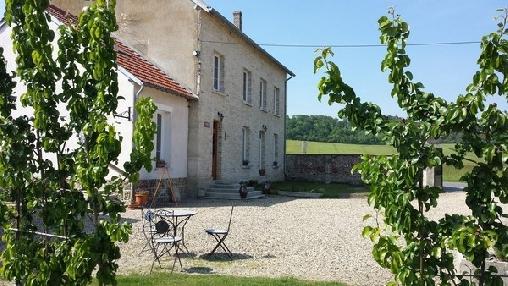 Ferme Saint Antoine, Chambres d`Hôtes Neuville Sur Ailette (02)