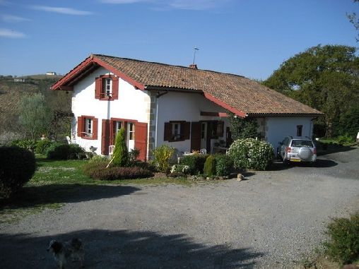 Chambre d'hote Pyrénées-Atlantiques - Mirikuborda, Chambres d`Hôtes Larressore (64)
