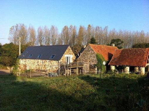 La Blonderie, Chambres d`Hôtes Benoistville (50)