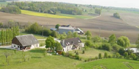 Domaine de l'Echalier Domaine de l'Echalier, Chambres d`Hôtes Vicq-sur-Nahon (36)