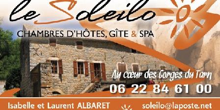 Bed and breakfast Le Soleilo > Le Soleilo, Chambres d`Hôtes Mostuejouls (12)