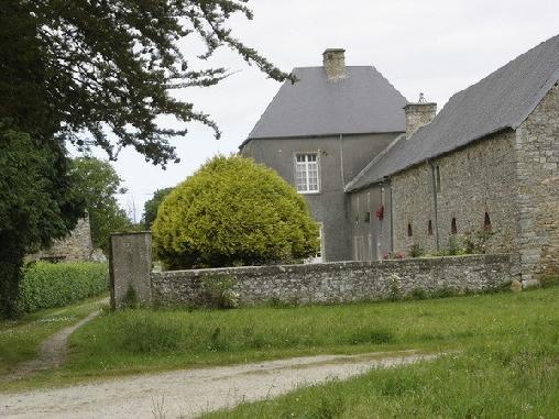 La Vasterie, Chambres d`Hôtes Besneville (50)