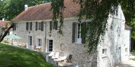 Moulin du Ru Moulin du Ru, Chambres d`Hôtes Aulnoy (77)