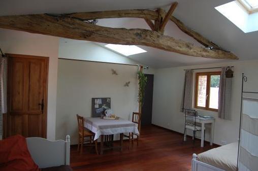 Au Prépaud, Chambres d`Hôtes Vue (44)