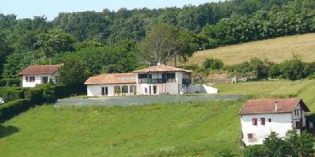 La Villa Sabaloa Gîte de La Villa Sabaloa, Gîtes Halsou (64)