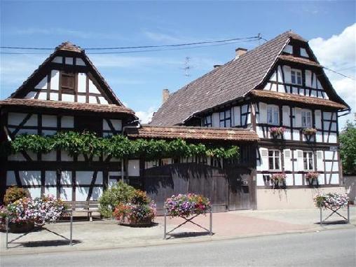 Chambres d'Hôtes - La Ferme Bleue, Chambres d`Hôtes Vendenheim (67)