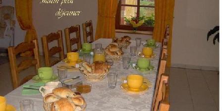 Les Accacias Les Accacias, Chambres d`Hôtes Moyenmoutier (88)