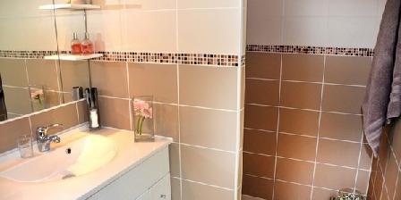 Chambres d'Hotes du Moulin Salle de bain de l'Aute
