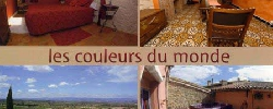 Bed and breakfast Les Couleurs du Monde