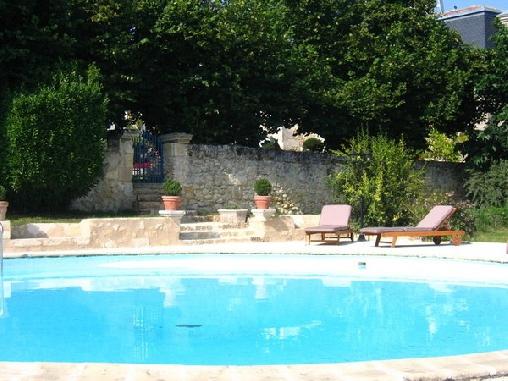 Chambre d'hote Gironde - Le Castel de Camillac, Chambres d`Hôtes Bourg En Gironde (33)