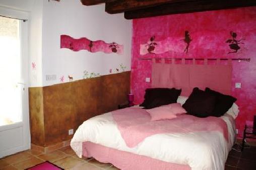 Chambre d'hote Indre-et-Loire - Le Clos des Vignes Roses, Chambres d`Hôtes Restigne (37)