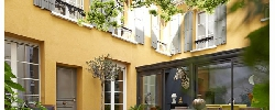 Gite Yellow House In Paris