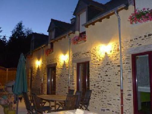 La Maison D'Ann'Ro, Chambres d`Hôtes Saint Medard Sur Ille (35)