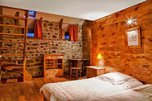 Chambre d'hote Cantal - La Boudio, Chambres d`Hôtes Lavigerie (15)