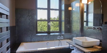 Domaine des Layres Salle de bain chambre Epure
