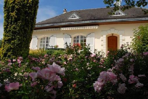 Chambre d'hote Indre-et-Loire - Logis de La Petite Motte, Chambres d`Hôtes La Chapelle Sur Loire (37)