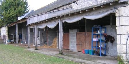 La Poitevinière La Poiteviniere Gîte Rural Et Gîte équestre Saumur, Chambres d`Hôtes Neuille (49)