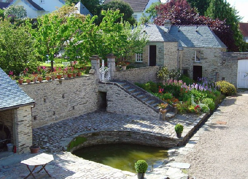 La Maison Duchevreuil, Chambres d`Hôtes Equeurdreville (50)