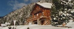 Bed and breakfast Chalet Lacoste Belcaire